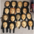 Our Egyptian death masks