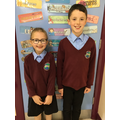 Miss Byrne's class reps