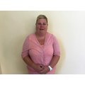 Mrs Milton, P3/4 classroom assistant