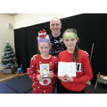 Our Christmas card design winners