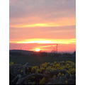 Orlagh's beautiful sunset