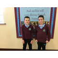 Mr Tighe's Primary 6 class reps