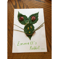 Emmet's brilliant rabbit