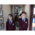 Our November Head Boy and Head Girl