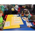sorting longer, shorter and equal length