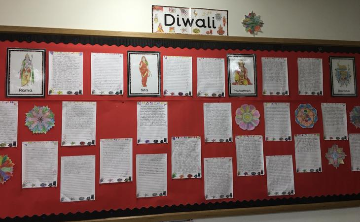 Diwali is known as the festival of light.