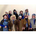 The Vikings Arrived at St Colman's