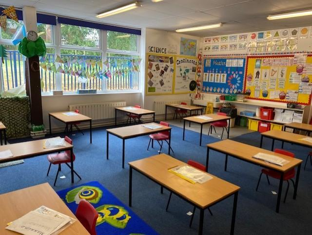 Year One Classroom