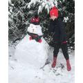 Cian's Snowman