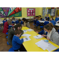 Working with our parents at our Inspire workshop
