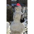 Maisie's Snowman