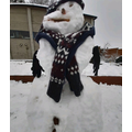 Olton's Snowman