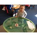 Designing boats and testing them out!