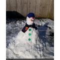 Ricco's Snowman