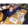 Exploring pointillism.