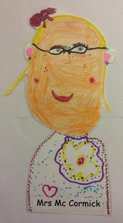 Mrs McCormick - Nursery Teacher