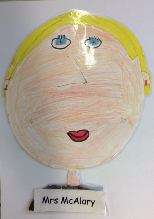 Mrs McAlary - SEN Teacher
