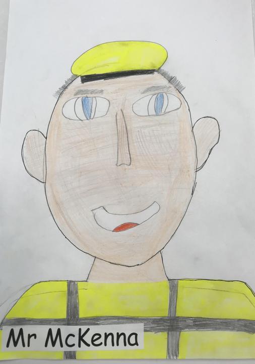 Mr McKenna - School Crossing Patrol