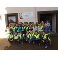 Year 6 visit to Kilrea Library