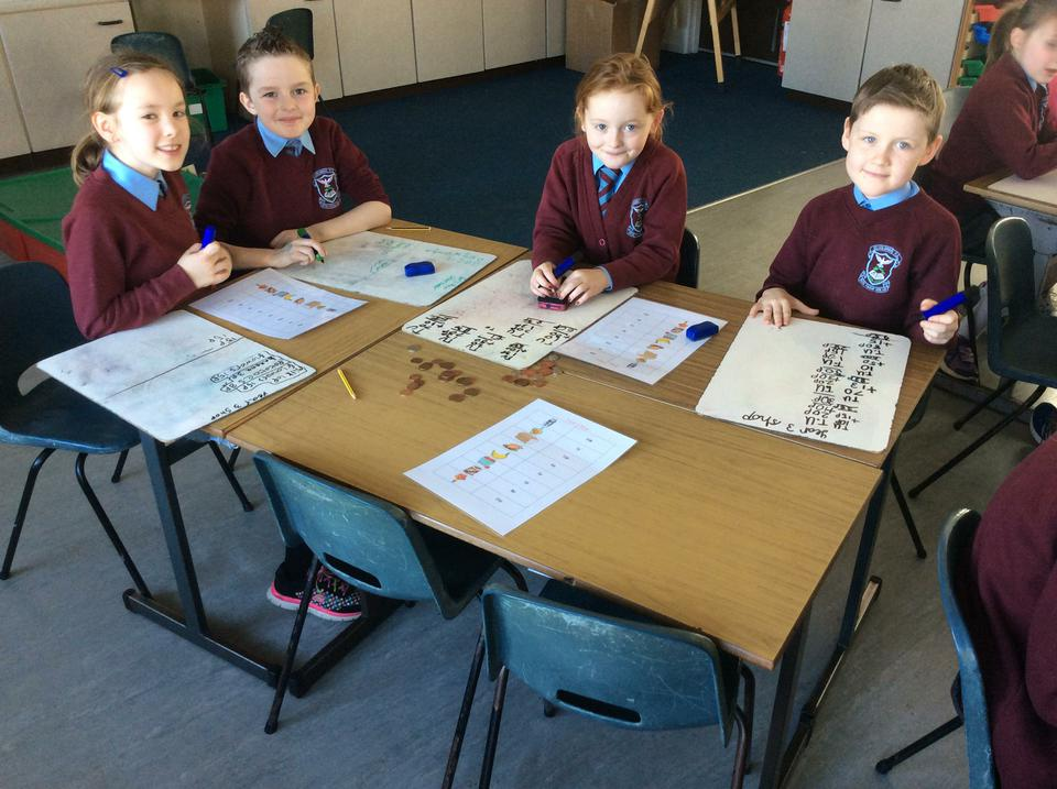 World Maths Day in Year 3 🔢�