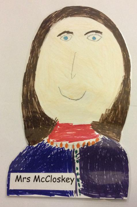 Mrs McCloskey