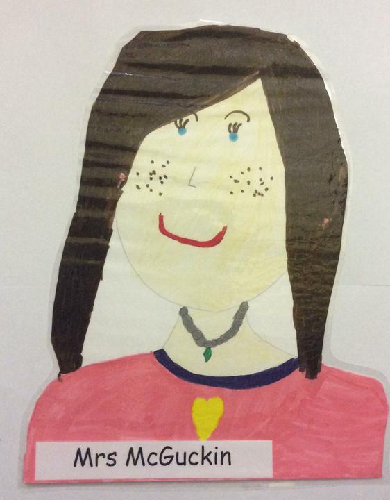 Mrs McGuckin - Year 2 Teacher