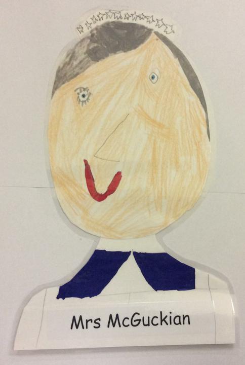 Mrs McGuckian - Cook