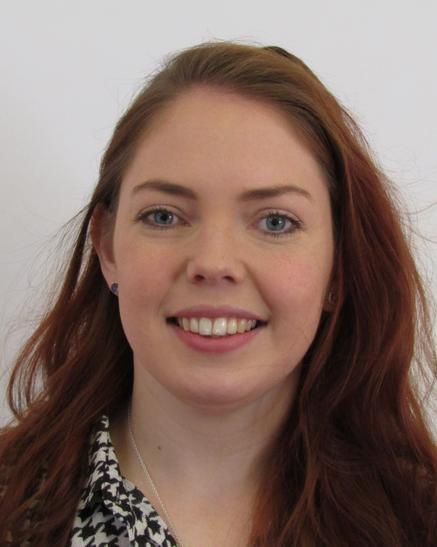 Grace Walter, Teacher (on Maternity Leave)