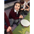 Using musical instruments while singing