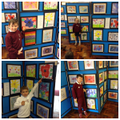 A few from our Art Gallery...very proud!