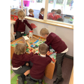 A very exciting delivery to Reception