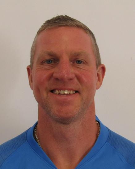 Paul Taylor, PE Teacher