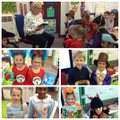 World Book Day's amazing outfits!