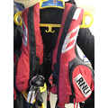This lifejacket can keep 12 people afloat