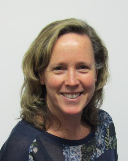 Jackie Gillin, Head Teacher