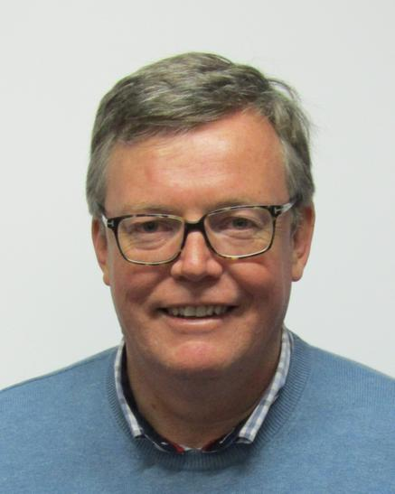 Mark Rhodes-Jones, Chair of Governors