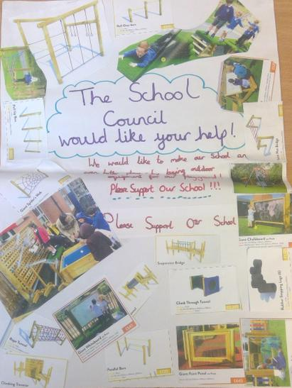 KS1 Playground project