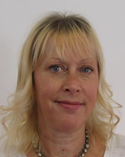 Tracy Ingram, Year 5 Teacher and Behaviour Lead