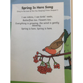 Spring song 2-Musical instruments activity