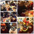 MAGs and Year 2 African mask collaboration!