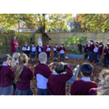 Collective Worship with Year Four