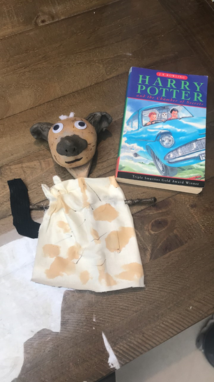 A E-R  Dobby the house elf