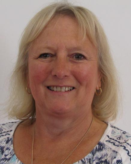 Sharon Harrington, HLTA