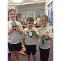 Suffragette badges!