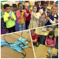Little robot inventors!