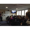 Learning about the work of the RNLI