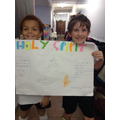 Learning about how the Holy Spirit helps us