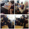 Year 4 Visit our local care home for Lent