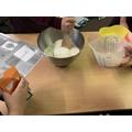 Making traditional Viking bread