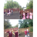 Year 2 being animals through dance!